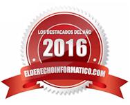 Premio Abogado Destacado en Derecho Informático 2016